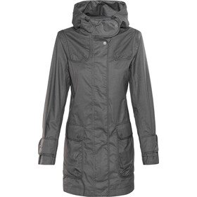 Finside Joutsen Zip-In Jacket Damen graphit melange